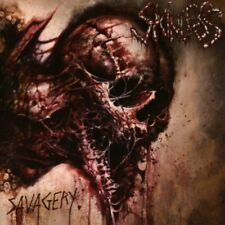 Skinless - Savagery - CD - New