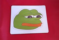 Pepe the Frog Meme Mouse Mat Pad PC & Laptop Gaming Funny Tumblr Reddit