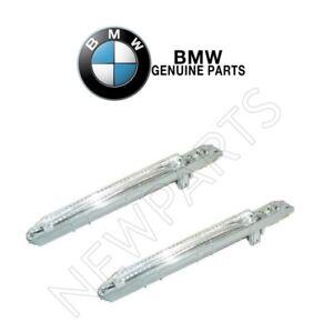 For BMW E90 E92 M3 4.0L V8 Pair Set of Left & Right Turn Signal Lights Genuine