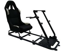 Simulator Chair Racing Seat Driving Simulator Game Chair Xbox Playstation PC F1