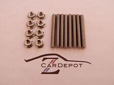 Datsun 240Z 260Z 280Z L16 L24 L28 Stainless Steel SS Valve Cover studs NEW 027