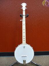 Deering Goodtime Open Back Banjo, Blonde Maple, FREE Shipping USA