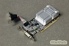 MSI N8400GS-D512D3H/LP 8400GS Low Profile PCIe Graphics Card DVI VGA