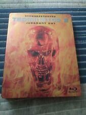 Terminator 2 bluray steelbook