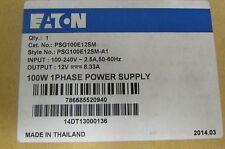 Eaton Psg100e12sm 833 Amp 12v Power Supply Psg100e12sm A1