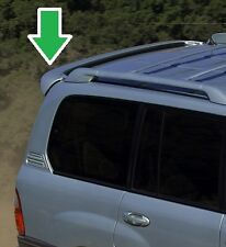 PRE-PAINTED REAR ROOF SPOILER FOR 1998-2007 LEXUS LX470 WITH 3RD BRAKE LIGHT