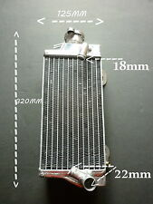 PROJECT PERFORMANCE RADIATOR RAD OIL COOLER KIT BIKE CUSTOM (024A)