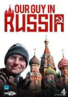 Our Guy in Russia [Guy Martin] [DVD] [2018][Region 2]