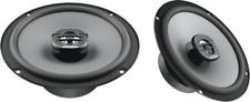 "Hertz Uno X165 Coaxial Speaker Set 6.5"" 16.5cm Pair built in tweeter quality"