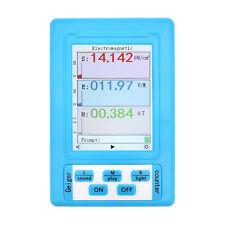 BR-9A Elektromagnetische Strahlung Detektor EMF Meter Hohe Genauigkeit