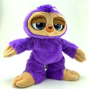 Pets Alive Fifi the Flossing Purple Sloth   Dancing Robotic Toy   See VIDEO