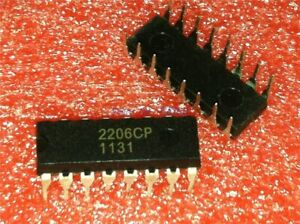 1 Pezzo XR2206CP XR2206 DIP16 DIP 2206CP Circuito Integrato IC Chip Nuovo