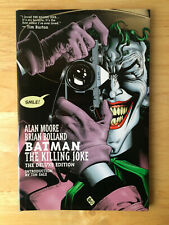 Batman: The Killing Joke (Titan Books, 2008) Hardback Deluxe Edition, Alan Moore