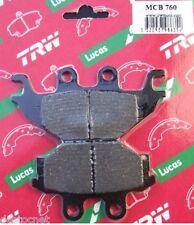 Jeu 2 Plaquette de Frein Avant  Lucas MCB760 quad  KYMCO KXR MXU MAXXER 250 300