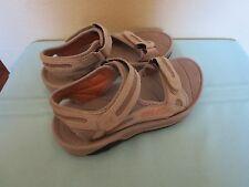 Teva Tan Outdoor Sport Sandals Women's Size 7 SHOC Pad  Cushion S/N 6462