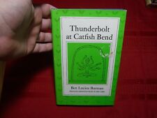 Thunderbolt at Catfish Bend- Ben Lucien Burman, 1984, Illustrated