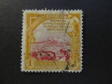 1930 - ECUADOR - PLOWING - SCOTT 304 A113 1C