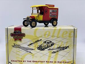 Matchbox YPC04-M Coca Cola Brand 1912 Ford Model T 1:43 Scale