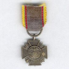 COLOMBIA. Miniature Medal for Distinguished Service in Preserving Public Order