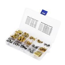 Reperaturset Pack Ersatz selbstschneidende Gewindeeinsatz 116 Stück Werkzeug
