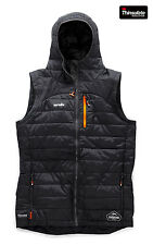 Scruffs Mens Expedition Thermo Gilet Jacket Black Size 46