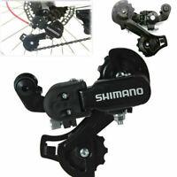 6/7 Speed For Mountain Bike Shimano RD-TZ31 Rear Derailleur Direct Mount Pulley