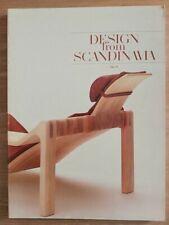 DESIGN FROM SCANDINAVIA N°11 (Orrefors, Iittala, Rörstrand, Bruno Mathsson) 1981