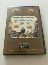 Reading Rainbow DVD Gregory, the Terrible Eater Brand New Sealed - Free Shipping