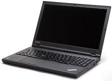 Lenovo ThinkPad W540 i7 4800MQ 2.7GHz 16GB 256GB SSD 2GB K1100M 2880x1620 Win 10