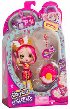 SHOPKINS Lil' Secrets Shoppies Doll - DONATINA 'N' Her Secret Locket Toy Figure