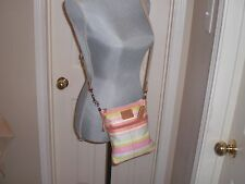 Coach  Swingpack/Crossbody/Shoulder Bag Multi Color