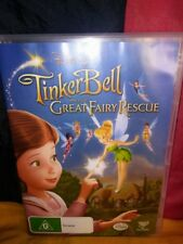 Tinker Bell And The Great Fairy Rescue (DVD, 2010) Tinkerbell