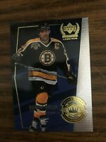 2000-01 Upper Deck Legends  #57 Ray Bourque Boston Bruins NrMt