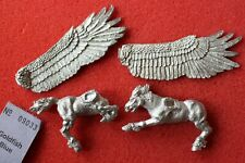 Games Workshop Warhammer Pegasus Marauder Mount Complete Metal Empire Fantasy GW