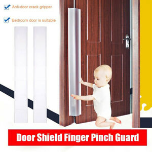 Door Seam Child Safety Pinch-Protective Door Protection Strip Anti-pinch GuaFRP1