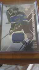 2015-16 SPx Monochromatics Jerseys M-DB David Backes St. Louis Blues Hockey Card