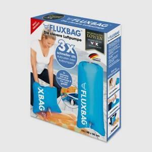 Fluxbag Air Mat Pillow Travel Beach strandutensilien pump