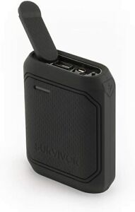 Griffin Survivor Rugged Power Bank Battery 10,050mAh Weather Proof - Black