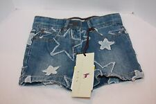 Stella McCartney Kids Phoenix star Denim shorts 3T