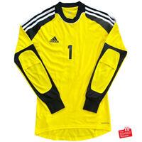 Adidas 2013/14 'Revigo 13' Formotion Goalkeeper Jersey - #1. Size S, Exc Cond.