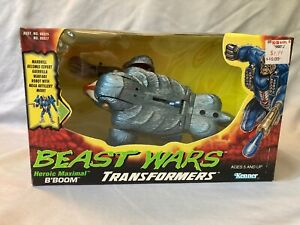 Transformers Beast Wars  B'BOOM  - NIB
