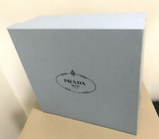 Prada Empty Shoe Box Light Blue 13x 12x 4.5""