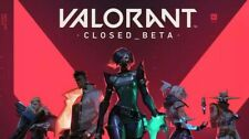 Valorant Closed-Beta-Account EU