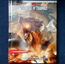 The Rise of Tiamat 5th Edition Advanced Dungeons & Dragons Adventure Module D&D