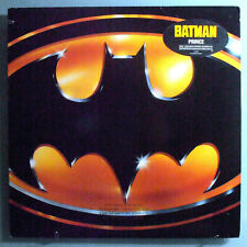 PRINCE~BATMAN (O/S/T)~RARE ORIG '89 PROMO DMM AUDIOPHILE LP w/STICKER+ PRESS KIT