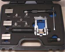 Mobiles Bördelgerät für Bremsleitungen Stahl, Alu, Kupfer, Messing Profigerät