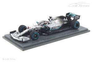 Mercedes-AMG F1 W10 GP Deutschland 2019 Lewis Hamilton Spark 1:43 S6092