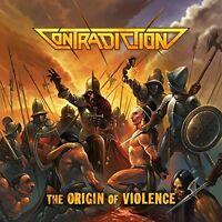 CONTRADICTION - THE ORIGIN OF VIOLENCE  CD NEU