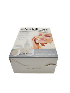 NuBrilliance 3-Pc Skin Care Treatment System - EXP 03/14 - Cleanser - Day Cream