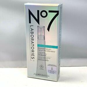 No7 Laboratories Line Correcting Booster Serum 25ml/0.84fl.oz. New In Box
